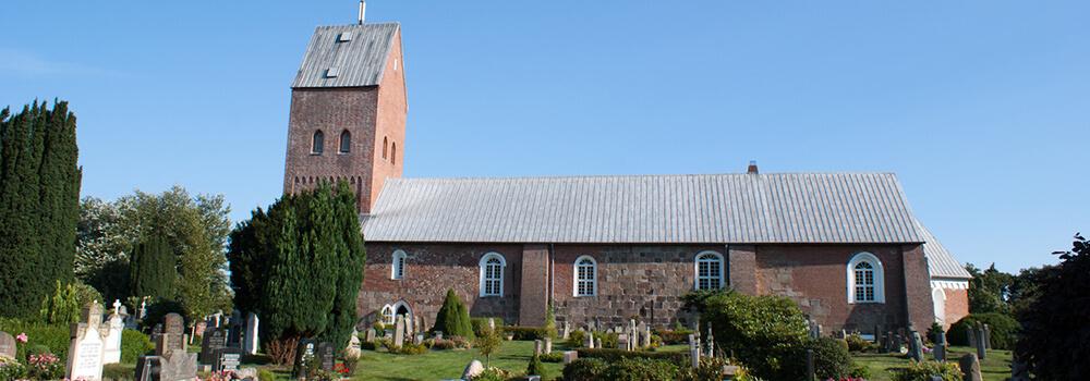 Kirchen Auf Föhr