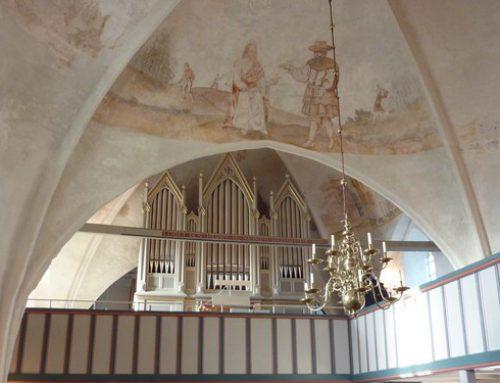 Orgelkonzert besonders – So klang a klöören am 30. Juni 2019 um 20.00 Uhr
