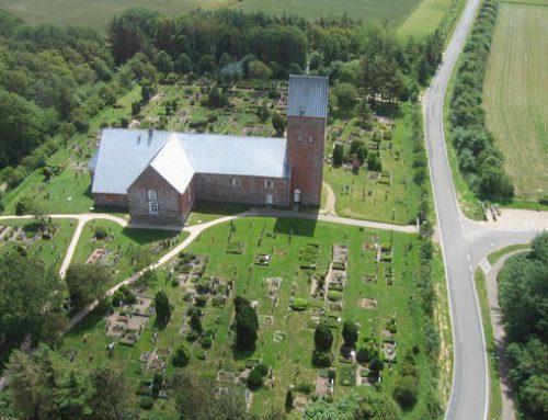 Kirche aus luftiger Höhe ansehen?