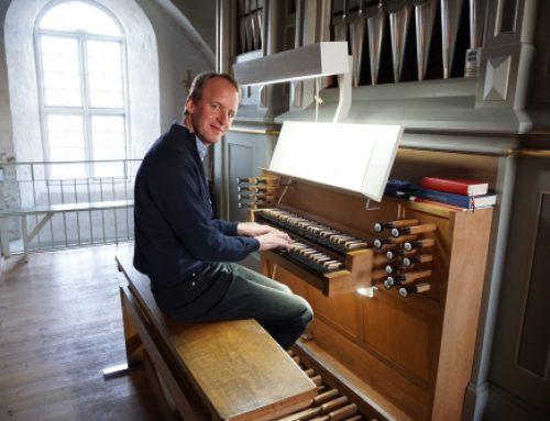 Orgelkonzert mit Improvisationen über die Insel- und Halligwelt mit Sebastian Bange am Sonntag, den 08.09.2019 um  20.00 Uhr