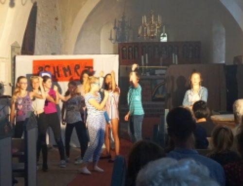 Musicalaufführung des Eilun Feer Skuul-Chores 05. u. 06.07.2018