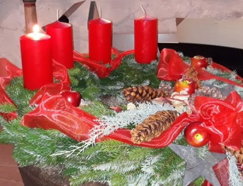 Adventsbasar zum 1. Advent in der St. Laurentii-Kirche – 02.12.2018