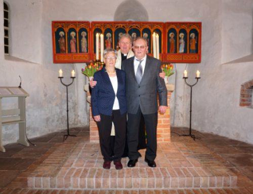 Dankgottesdienst zum eisernen Eheversprechen  in St. Laurentii 22.01.2019