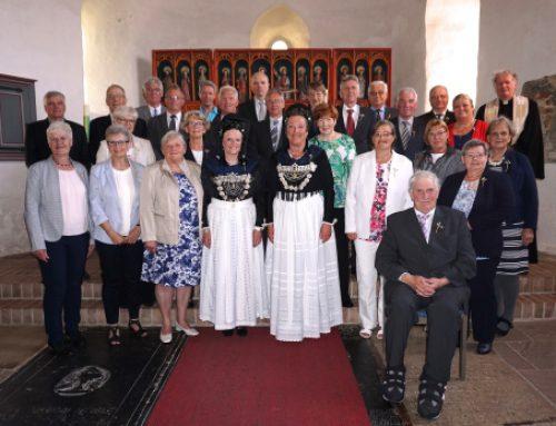 Goldene Konfirmation in der St. Laurentiis-Gemeinde 16.06.2019