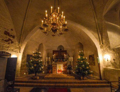 Stille Weihnachten in den Inselkirchen